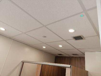 Cover house Ceiling
